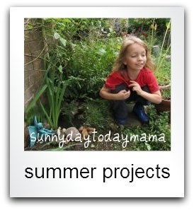 Summer projects: summer crafts, nature study, picnics, play ideas, books http://sunnydaytodaymama.blogspot.co.uk/p/summer-projects.html