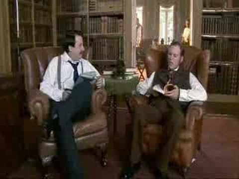 Mitchell and Webb - 'Can People Levitate'?