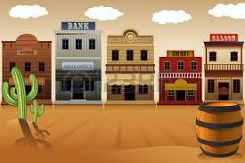 western saloon cartoon images - Google Search