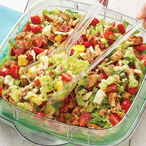 Chopped+California+Cobb+Salad+-+The+Pampered+Chef®