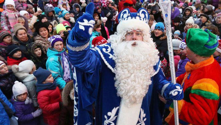 Дед Мороз сбреет бороду, если российские футболисты станут чемпионами мира | 24инфо.рф