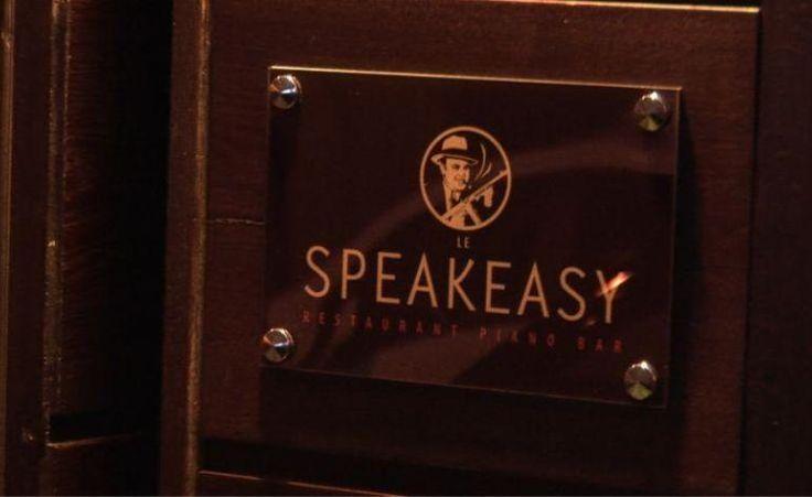 Le Speakeasy - #lbdw