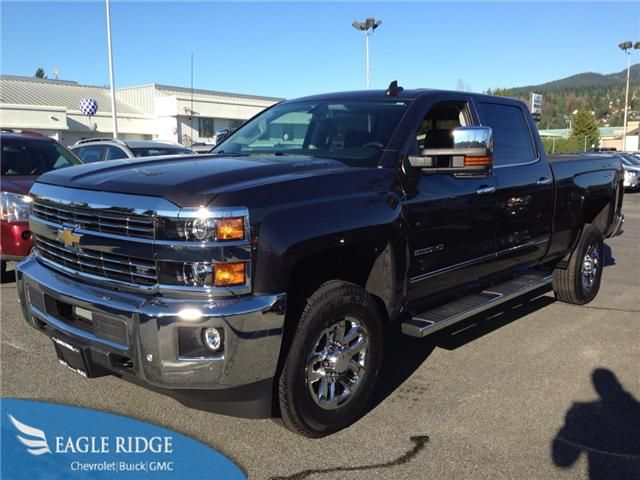 2015 Chevrolet Silverado 3500HD Duramax Diesel for sale at Eagle Ridge GM in Coquitlam near Vancouver!  http://eagleridgegm.com http://facebook.com/eagleridgegm http://twitter.com/eagleridgegm