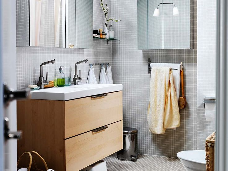Image for Storage Ideas For Small Bathrooms With No Cabinets