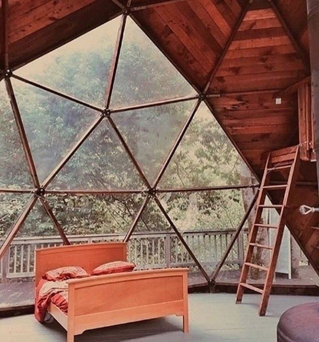 17 Best Images About Geodesic Dome Homes. On Pinterest