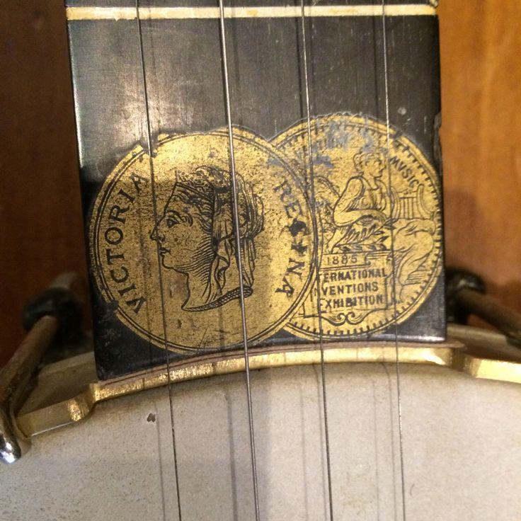 Kemp banjo 1883.