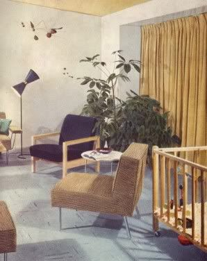 1950s Interior Design How To Ucceed Pinterest 1950s Interior Better Homes And Gardens