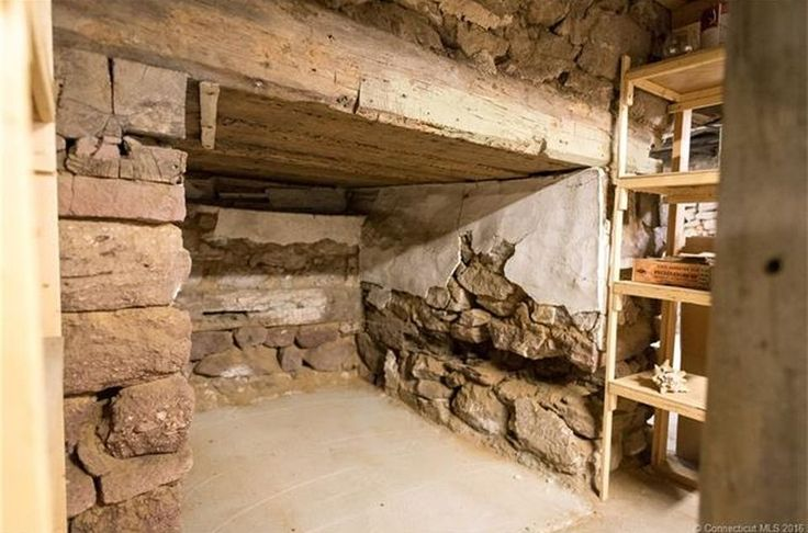 133 Main St East Haven CT *1790. & The 173 best old attics and basements images on Pinterest | Cellar ...