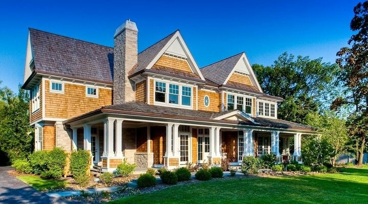 Beautiful country home dream home pinterest for Dream country homes