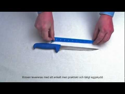 Kershaw Pro Grade, filé- och fiskekniv 19 cm