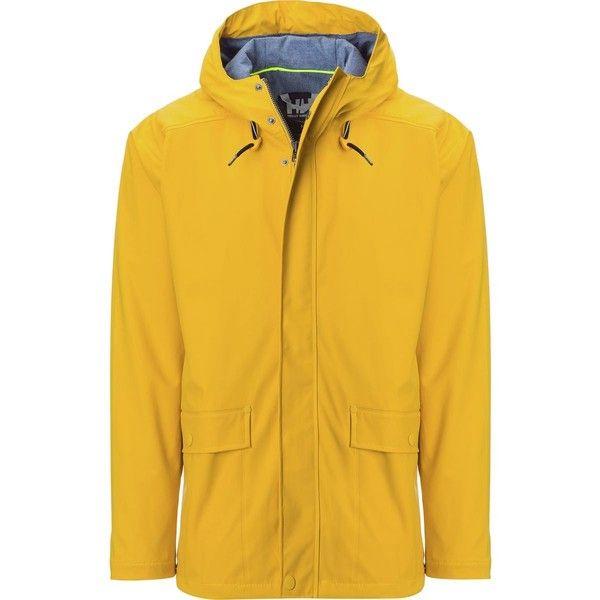 Helly Hansen Lerwick Rain Jacket (€125) ❤ liked on Polyvore ...