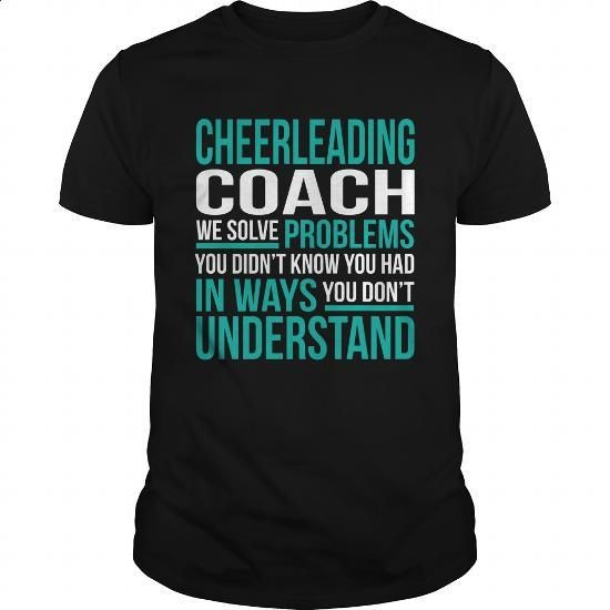 CHEERLEADING-COACH - #cute t shirts #blue hoodie. ORDER HERE => https://www.sunfrog.com/LifeStyle/CHEERLEADING-COACH-132397981-Black-Guys.html?60505
