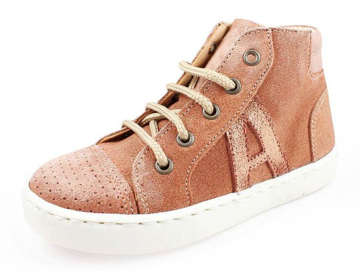 Angulus sneaker rosa nubuk   6023 rosa   str. 24-29   799,90.-