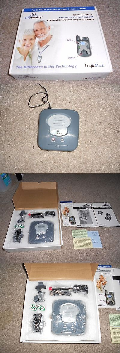 Emergency Alert Systems: Logicmark Lifesentry (37911) - New - Tested -> BUY IT NOW ONLY: $83 on eBay!