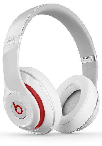 #Beats by Dr. Dre #Studio 2.0 #Casque Audio Supra-Auriculaires – Blanc #Studio2 #BeatsbyDre