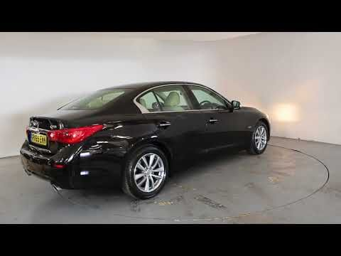 INFINITI Q50 SE EXECUTIVE D AUTO A/.C - Alloy Wheels - Bluetooth - Cruise Control - Parking Sensors - Reverse Parking Camera - Satellite Navigation | In ...