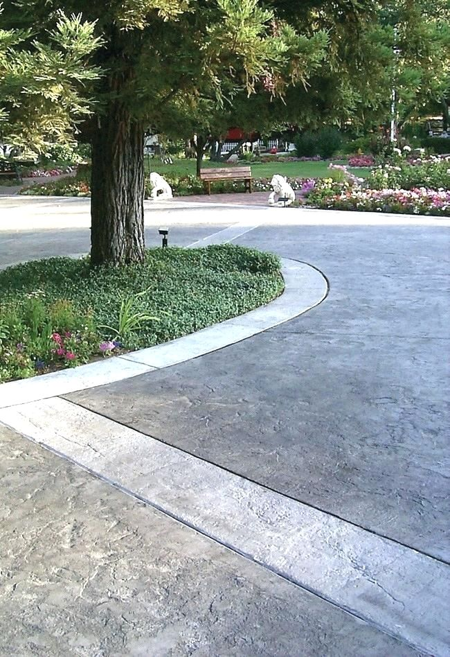 Stamped Concrete Patio Take Care Of The Newest Style Trends In