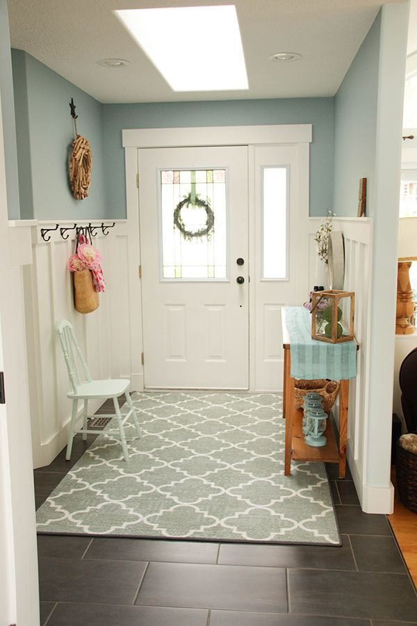 Hgtv Foyer Paint Ideas : Best ideas about painted wainscoting on pinterest