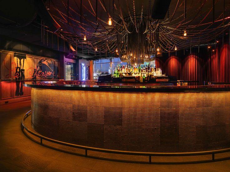 Marquee Nightclub, The Star lighting design by Electrolight
