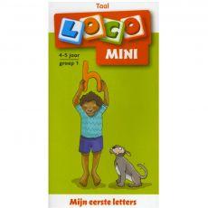 Noordhoff Uitgevers Loco Mini: Mijn eerste letters|allereerste schooldag|stay cool @ school - Vivolanda