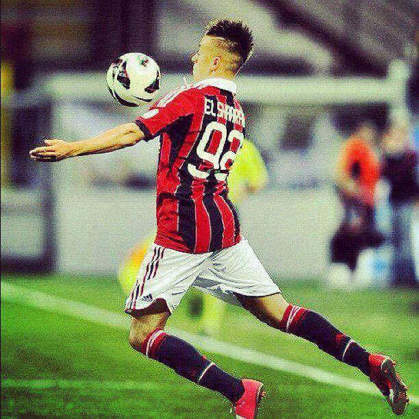 http://lovesportsapp.com/ El Shaarawy #AC Milan