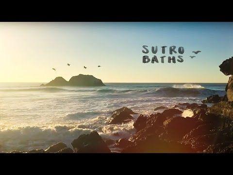 ... sending postcards: Sutro Baths & Land's End