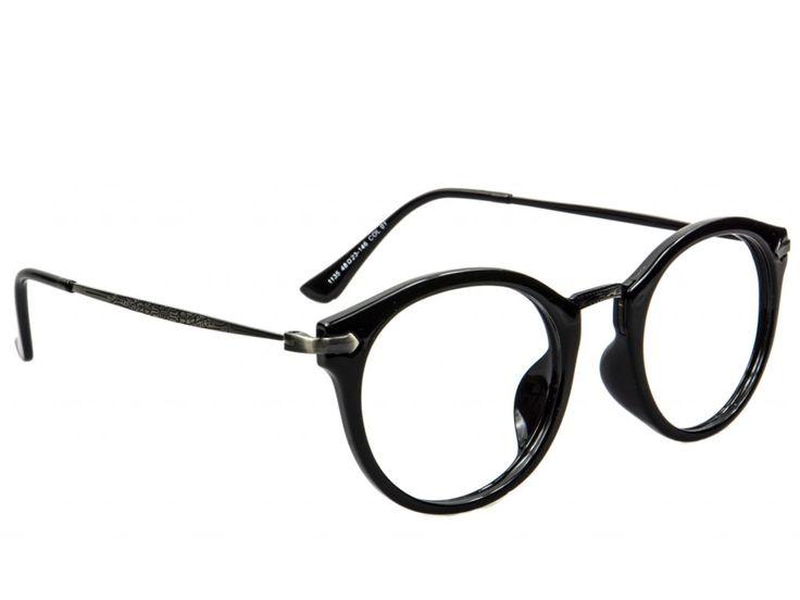 L'usine à lunettes by polette - Tuxedo Black - Tendances - Monsieur - Lunettes progressives