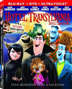 My Preschooler's Top Picks: My Preschooler's Top Movies Hotel Transylvania