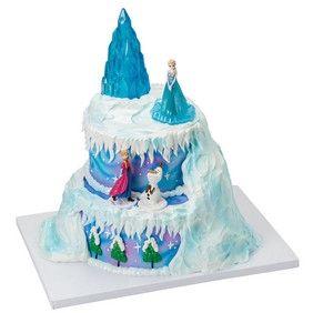 Elsa, la Reine des neiges - Château de Glace Decopac