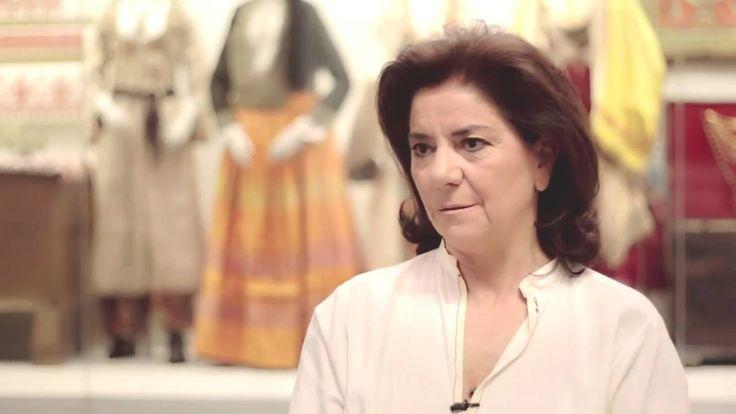 LoveGreece com presents  Barbara Terzaki Pallikari coordinator of 'Missi...