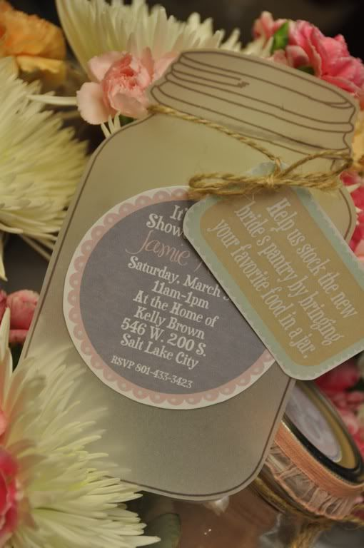 the 25+ best ideas about mason jar invitations on pinterest, Baby shower invitations