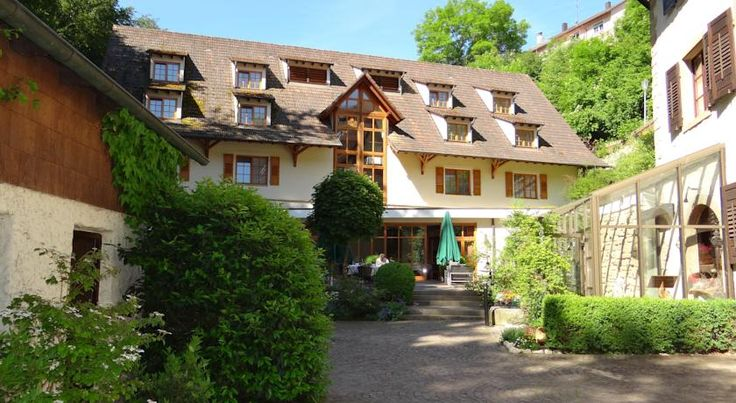 Hotel Restaurant Bibermühle Tengen Located at a scenic waterfall amidst a landscape of cliffs and woods, this charming hotel restaurant is located on the outskirts of Tengen-Blumenfeld near Lake Constance, at the foot of the Medieval town of Blumenfeld.