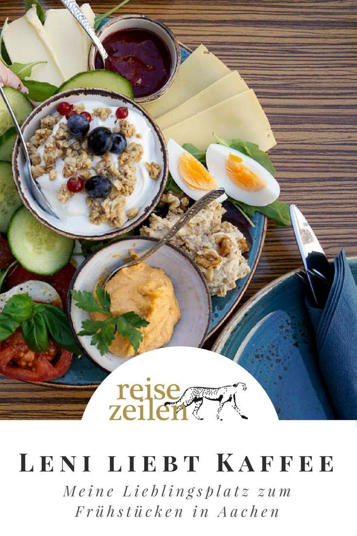 "Bei ""Leni liebt Kaffee"" in Aachen kann man ganz hervorragend frühstücken gehen."