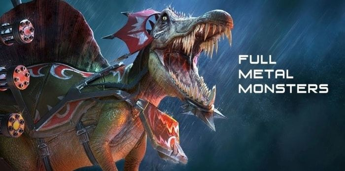 Full Metal Monsters Hack Mod Apk Features: 1  Unlimited Ammo 2