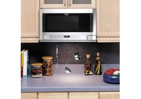 R1214 - Sharp Over The Counter Microwave Oven at Abt