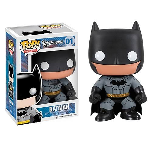 Batman New 52 Previews Exclusive Pop Vinyl Figure