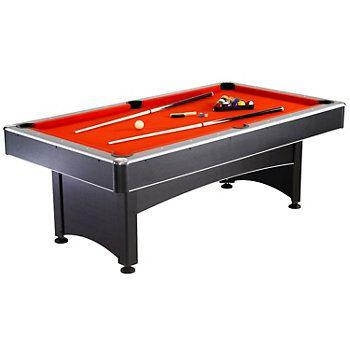 Hathaway Maverick 7-ft. Pool & Table Tennis Table