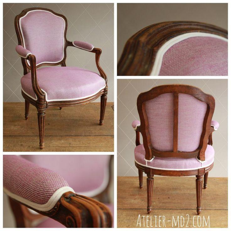 1000 id es sur le th me fauteuil cabriolet sur pinterest fauteuil voltaire fauteuil medaillon. Black Bedroom Furniture Sets. Home Design Ideas