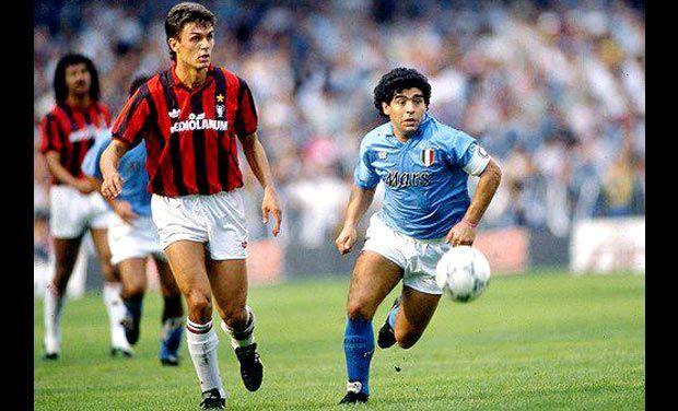 Maradona & Maldini