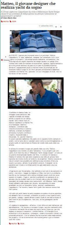 La Nuova Sardegna, 17 settembre 2016 #studentiAaA #DADU