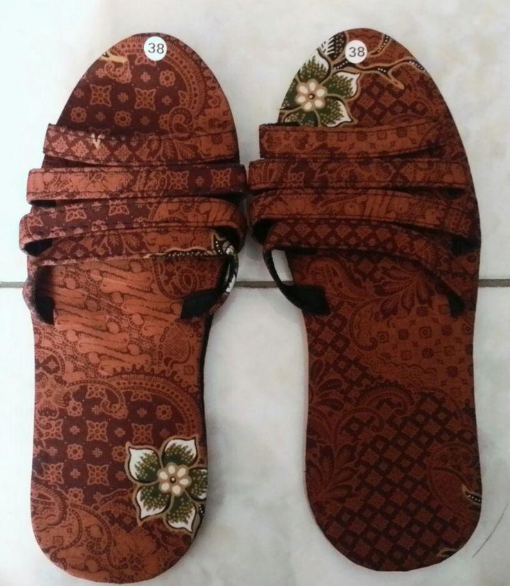 Example of slipper or sandal..