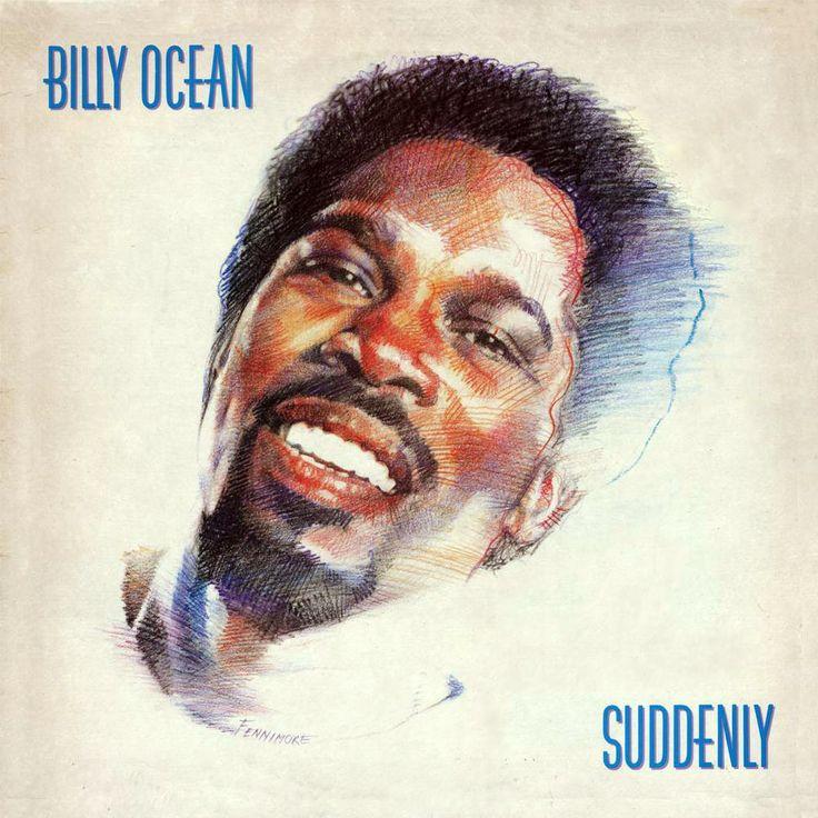 Billy Ocean Suddenly Vintage Vinyl Covers