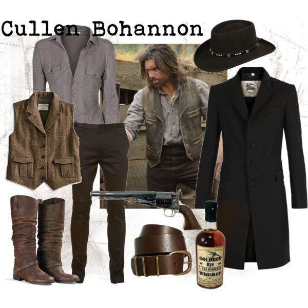 Cullen Bohannon // Hell on Wheels