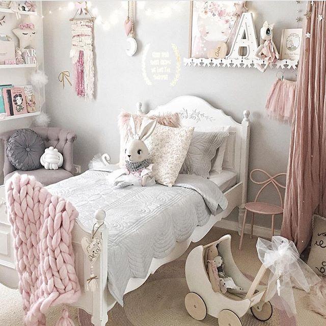 La carreola de luna tumblr pinterest habitaciones for Cuartos para ninas tumblr