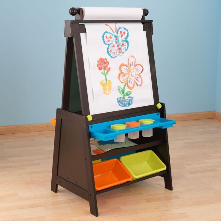 65 best juguetes decorativos images on pinterest - Caballetes de madera ...