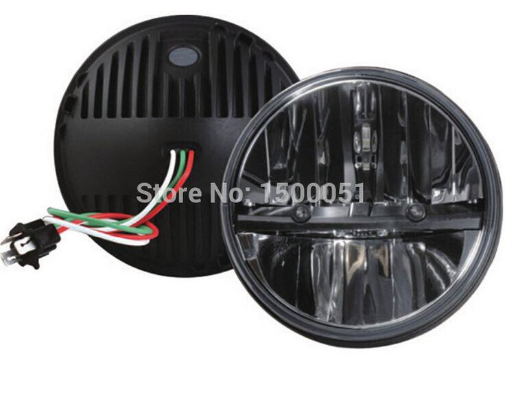 7'' Daymaker Reflector LED Headlamp Led Headlights Drive Light For Harley HarleyDavidson