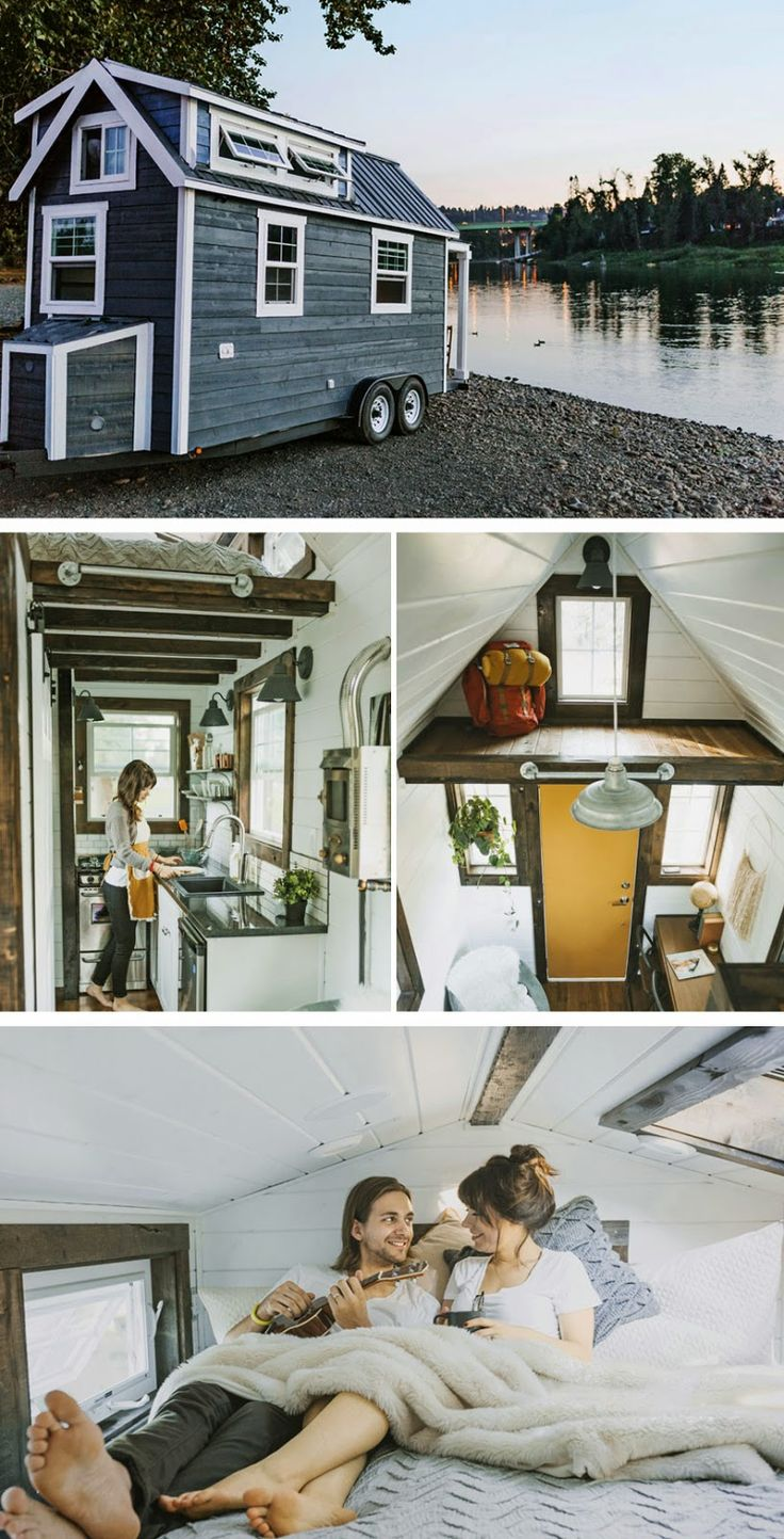 Amazing Family Home On Wheels