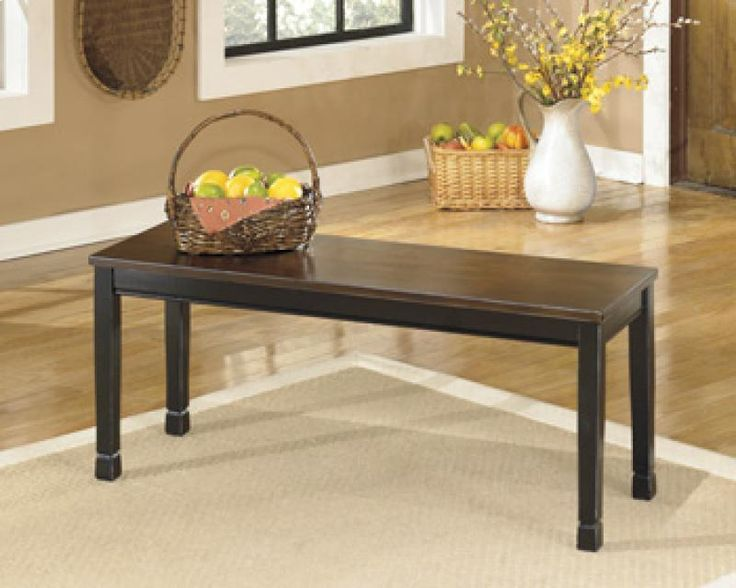 D58000 by Ashley Furniture in Winnipeg, MB - Large Dining Room Bench