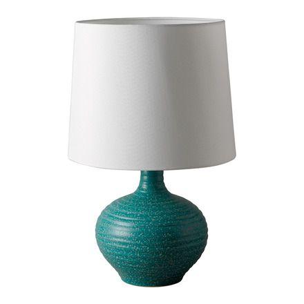 Lámpara de mesa Turquesa William