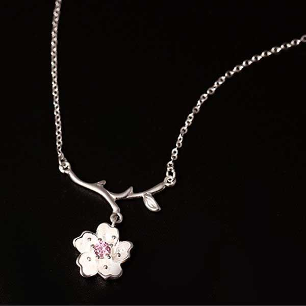 Necklace of the Week: Cherry Blossom Silver Necklace Beautiful and delicate just like cherry blossom, with amazing detail, this necklace is absolutely beautiful and we adore it. http://ow.ly/plYk30hUC4M   . . #figandwattle #cherry #blossom #silver #jewellery #love #musthave